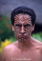 NEW ZEALAND MAORI TATOO